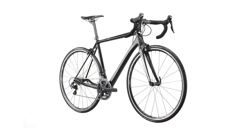 VOTEC VRC Comp - Carbon Rennrad - black